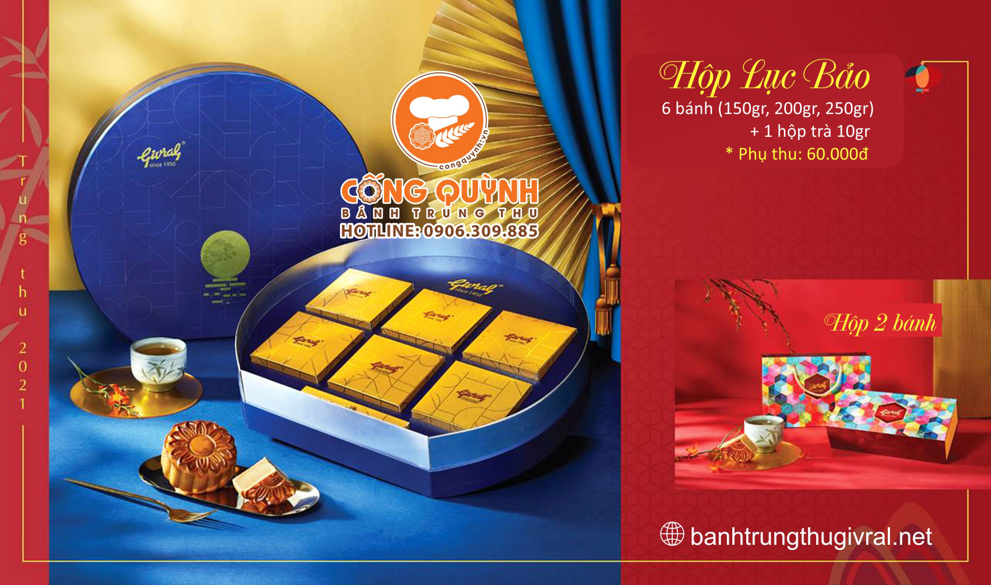 Banh Trung Thu_Givral_Hop luc bao_Detail