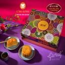 Combo Bánh Trung thu Givral Sắc Màu 2018 (4 Bánh)