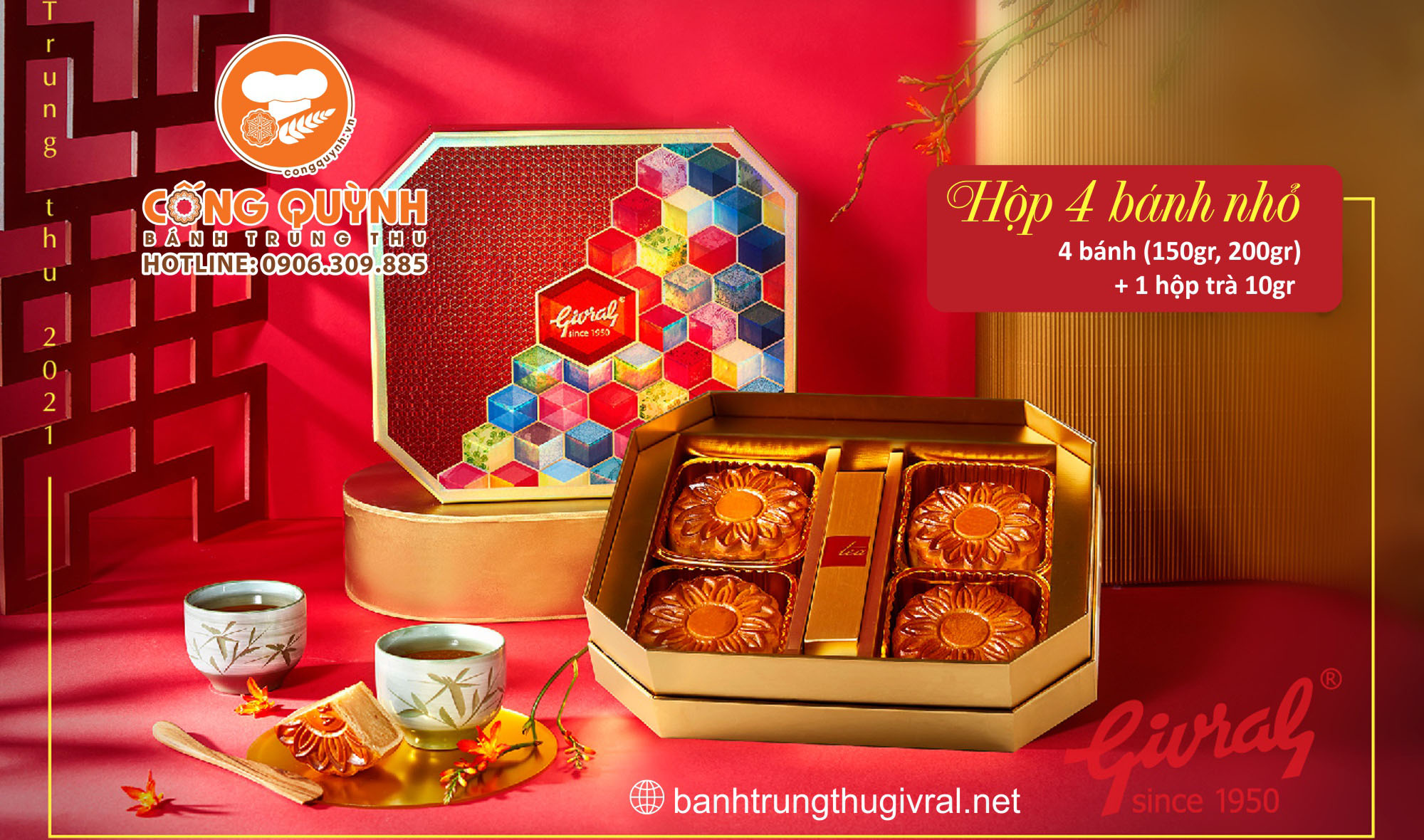 Banh Trung Thu_Givral_2021_4 Banh Nho_Detail